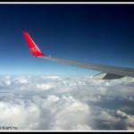På väg till Frankrike